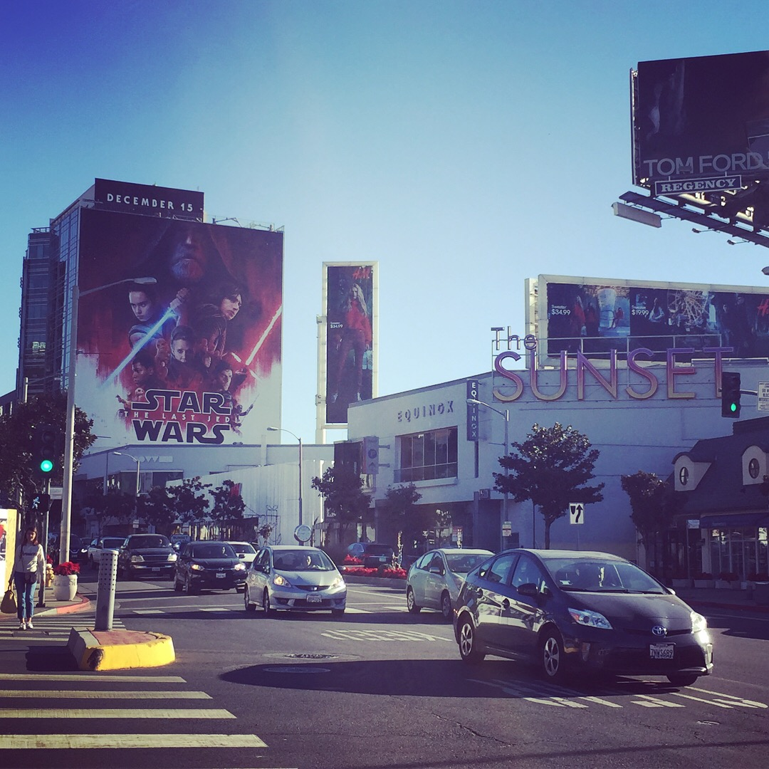 Sunset Plaza - Los Angeles, CA