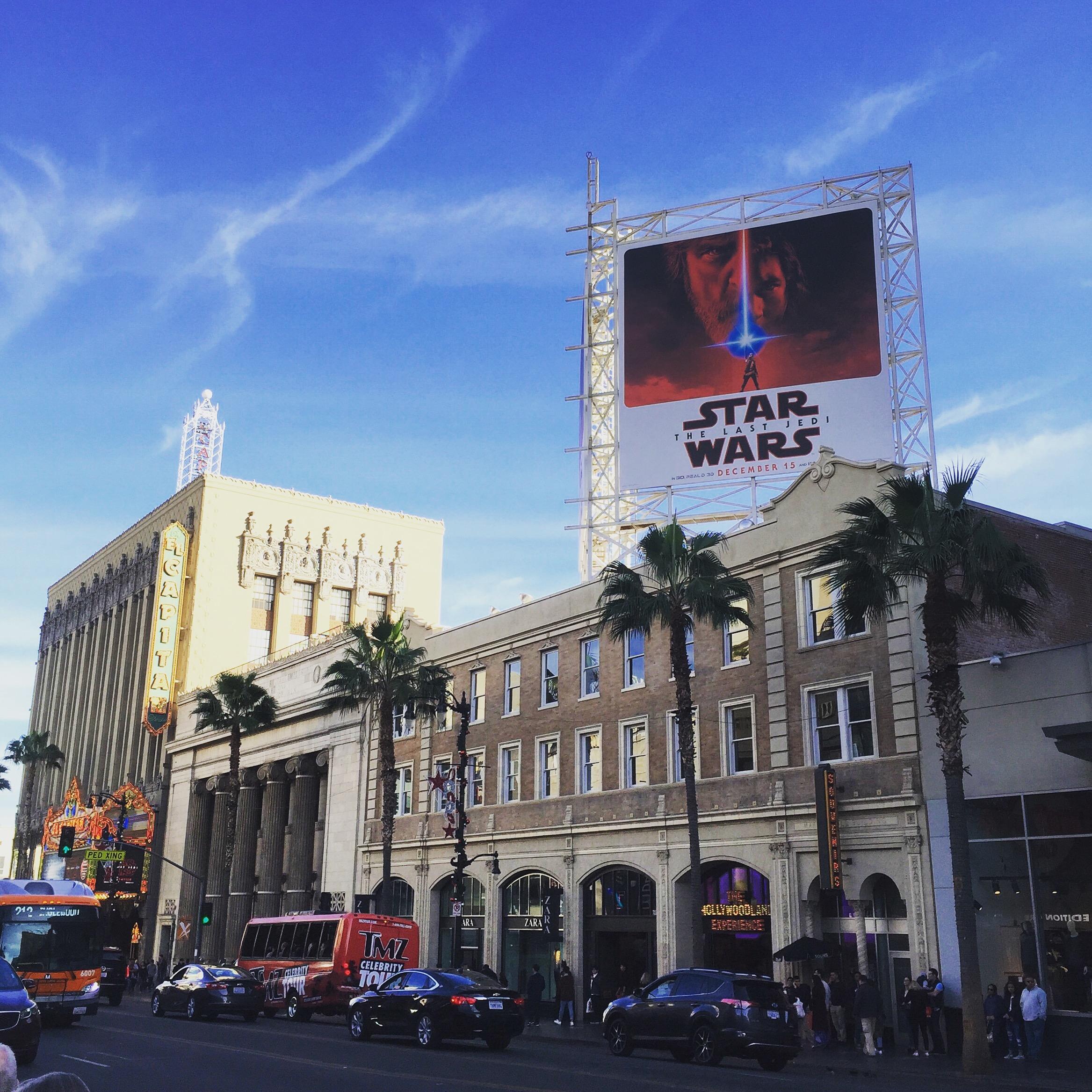 Hollywood Blvd. - Hollywood, CA