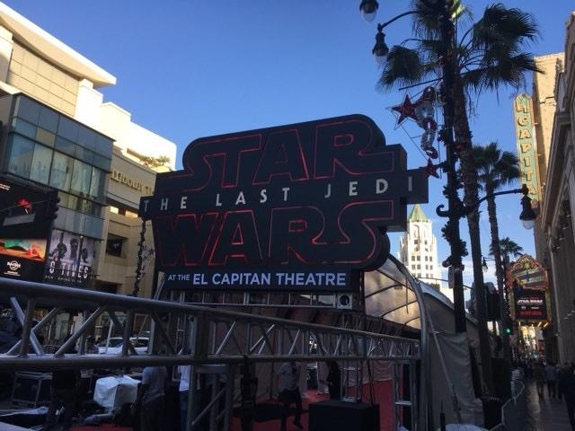 El Capitan Theatre - Hollywood, CA - Photo Credit: Tony van Dam