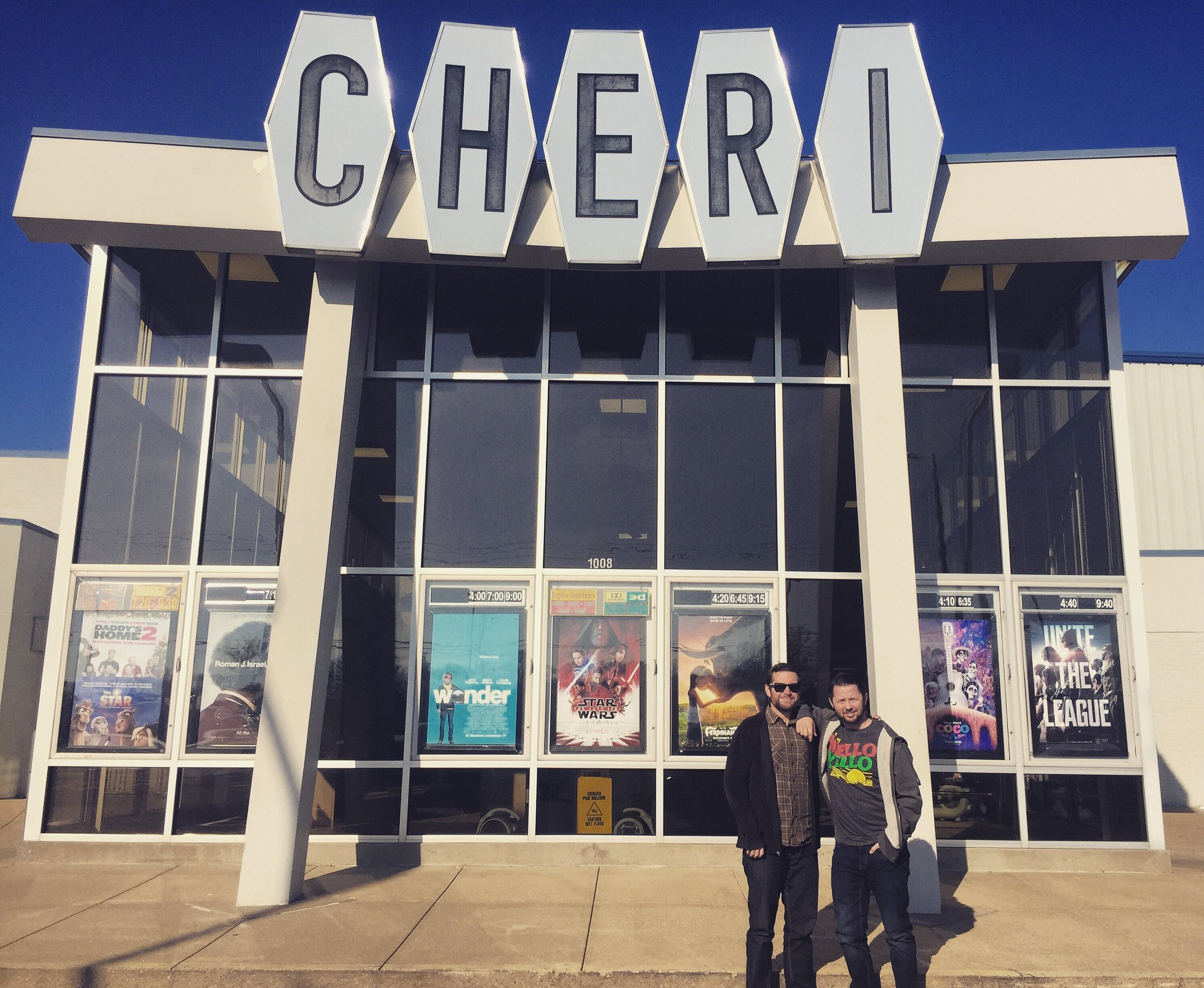 Cheri Theatres in Murray, KY