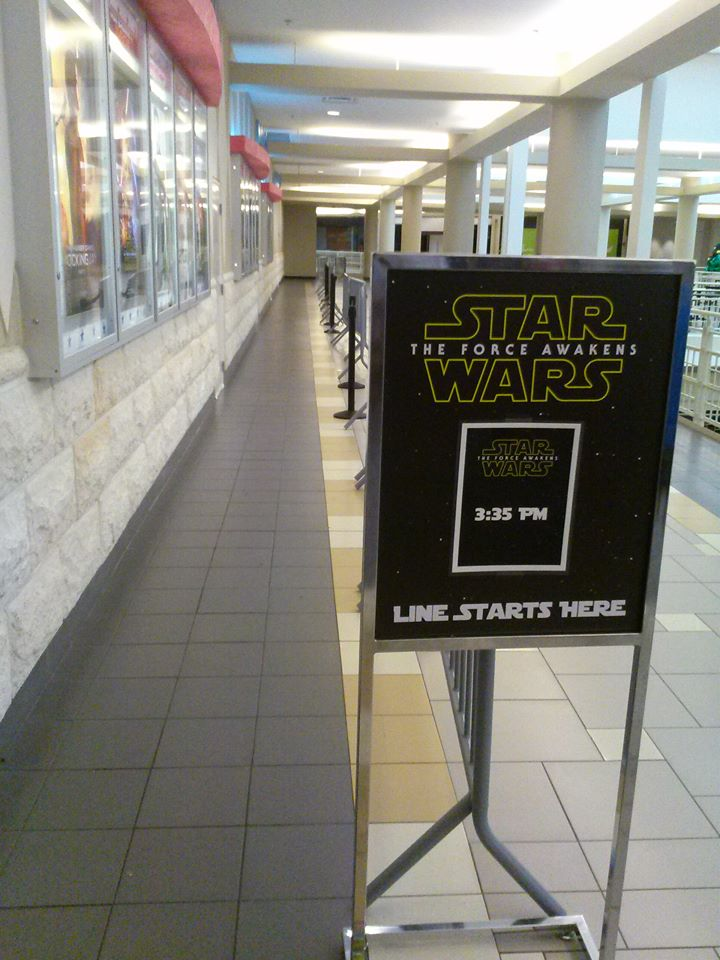 AMC Classic Fashion Square 10 - Orlando, FL - Photo Credit: Tommy Garvey