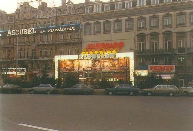 Eldorado Cinema, Brussels - via CinemaTreasures.org
