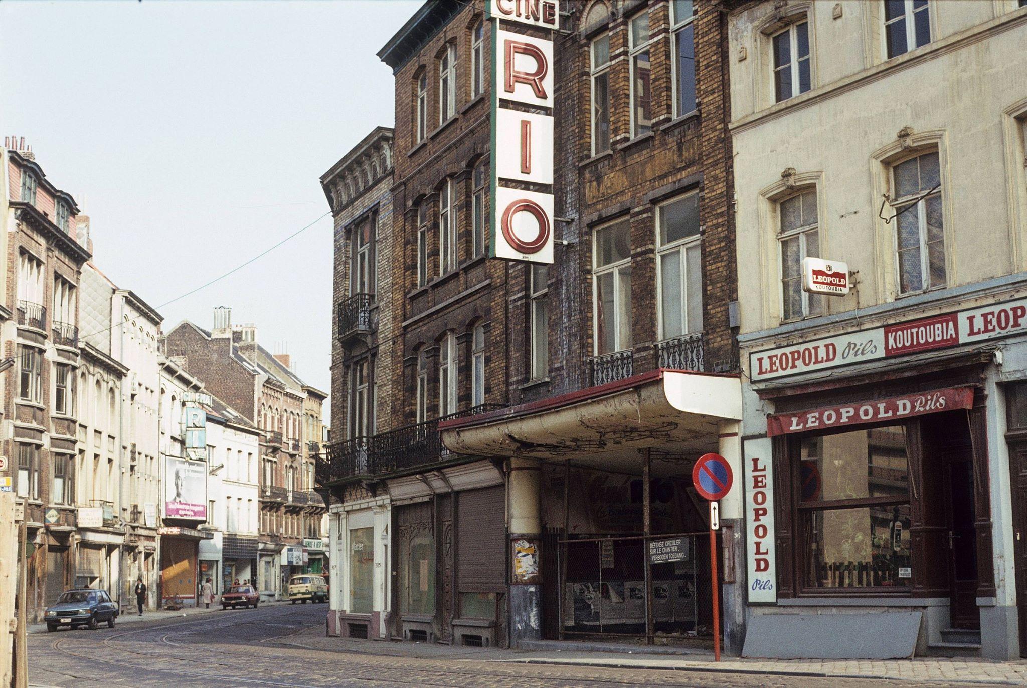 Rio Cinema, Brussels - via CinemaTreasures.org