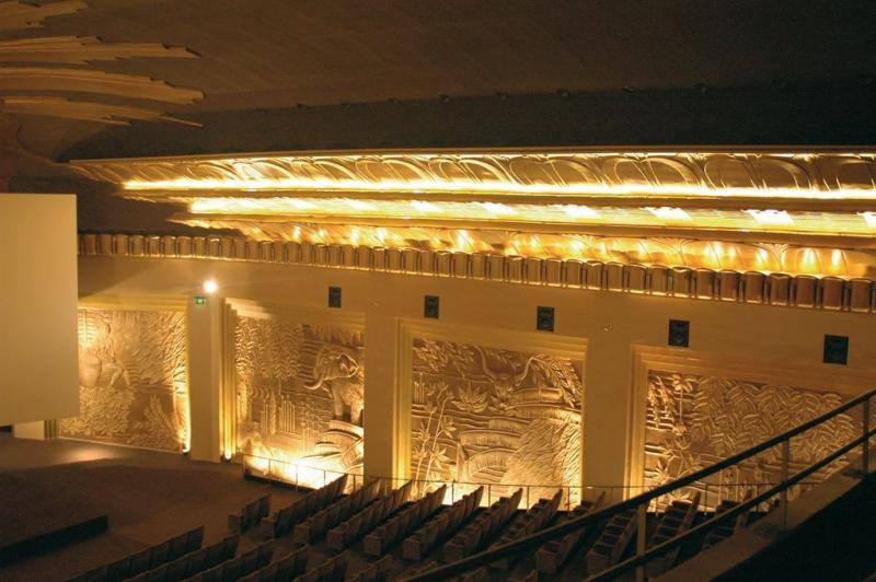 Eldorado Cinema Interior