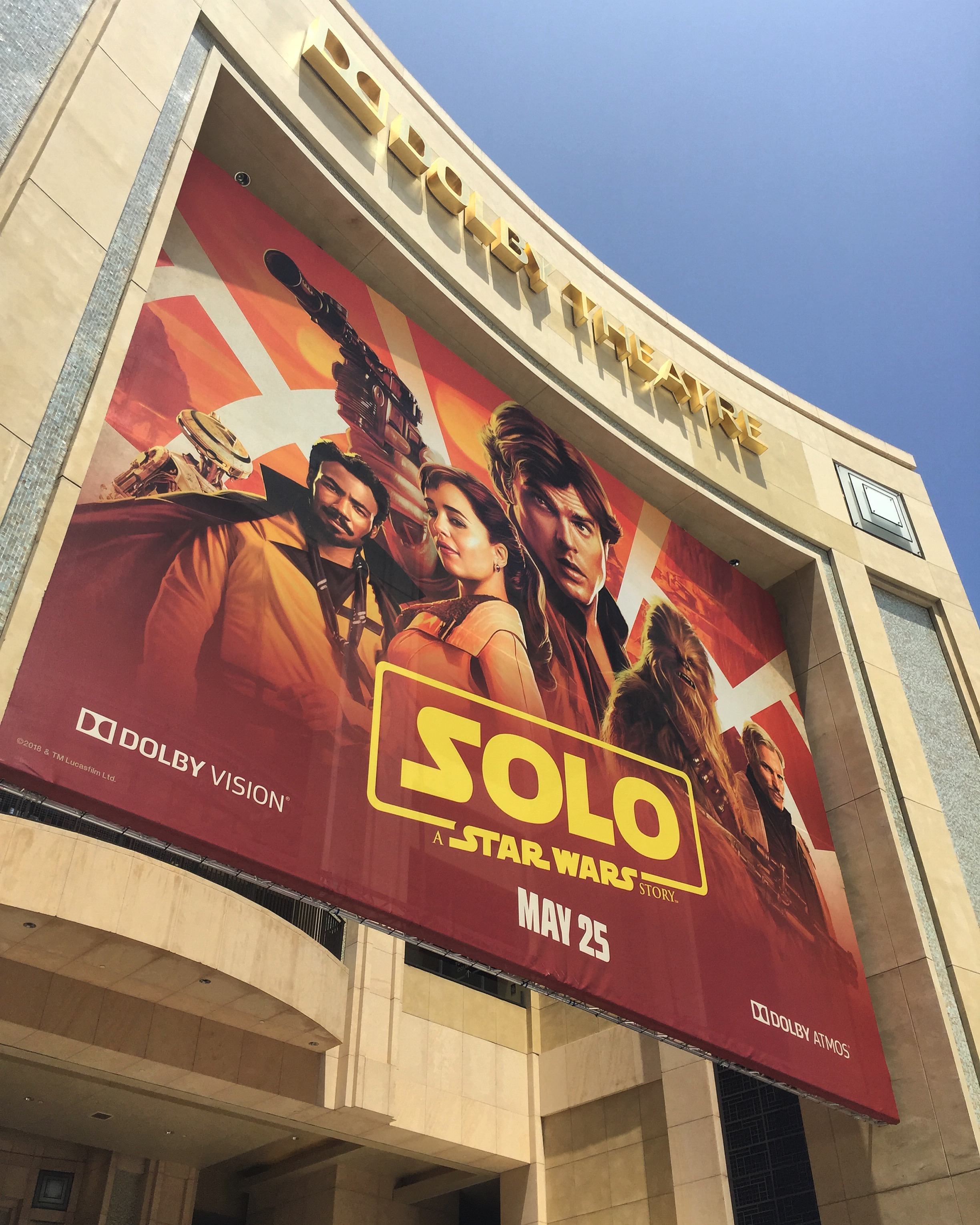 World Premiere - Dolby Theatre - Hollywood, CA