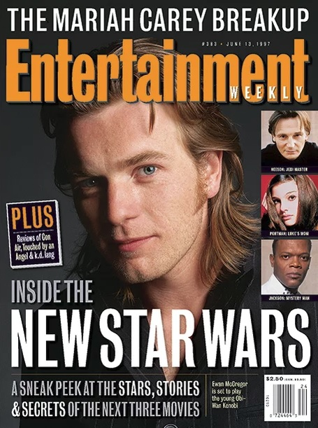 June 13th, 1997 Issue - via Entertainment Weekly