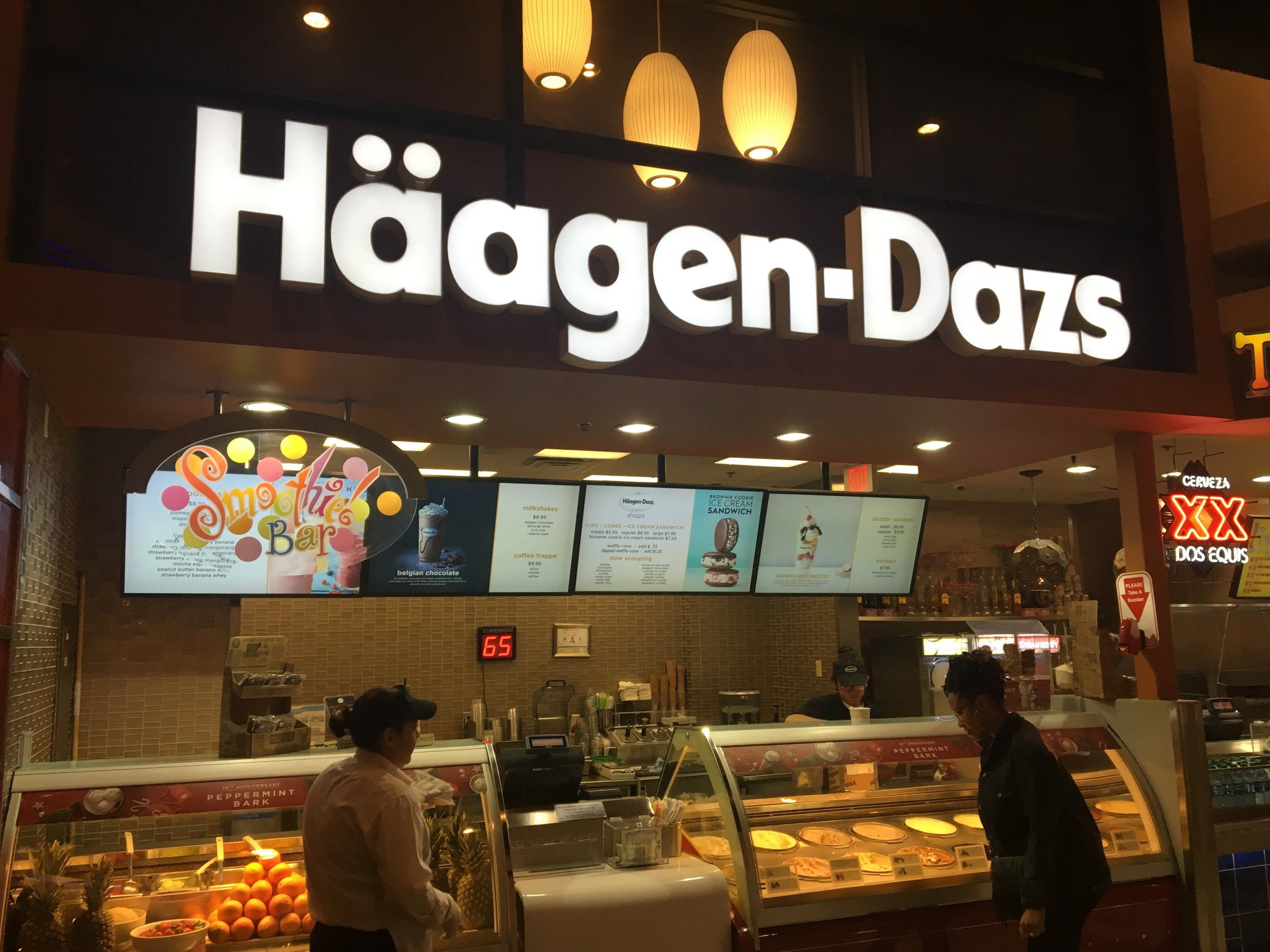 Does anyone else have a soft spot for Haagen-Dazs? I grew up on this ice cream!