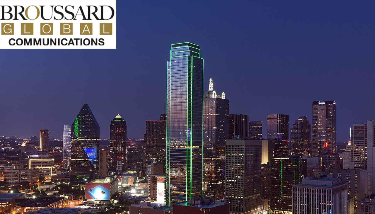 Broussard Global Hosts in Dallas: