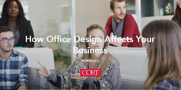 "- Workplaces: How Office Design Affects Your Business""Visitors get a feel for your space the moment they enter,"" says Debra Duneier, the President and founder of EcoChi, LLC. ""They decide almost immediately if they want to stay or get out…Continue Reading >"