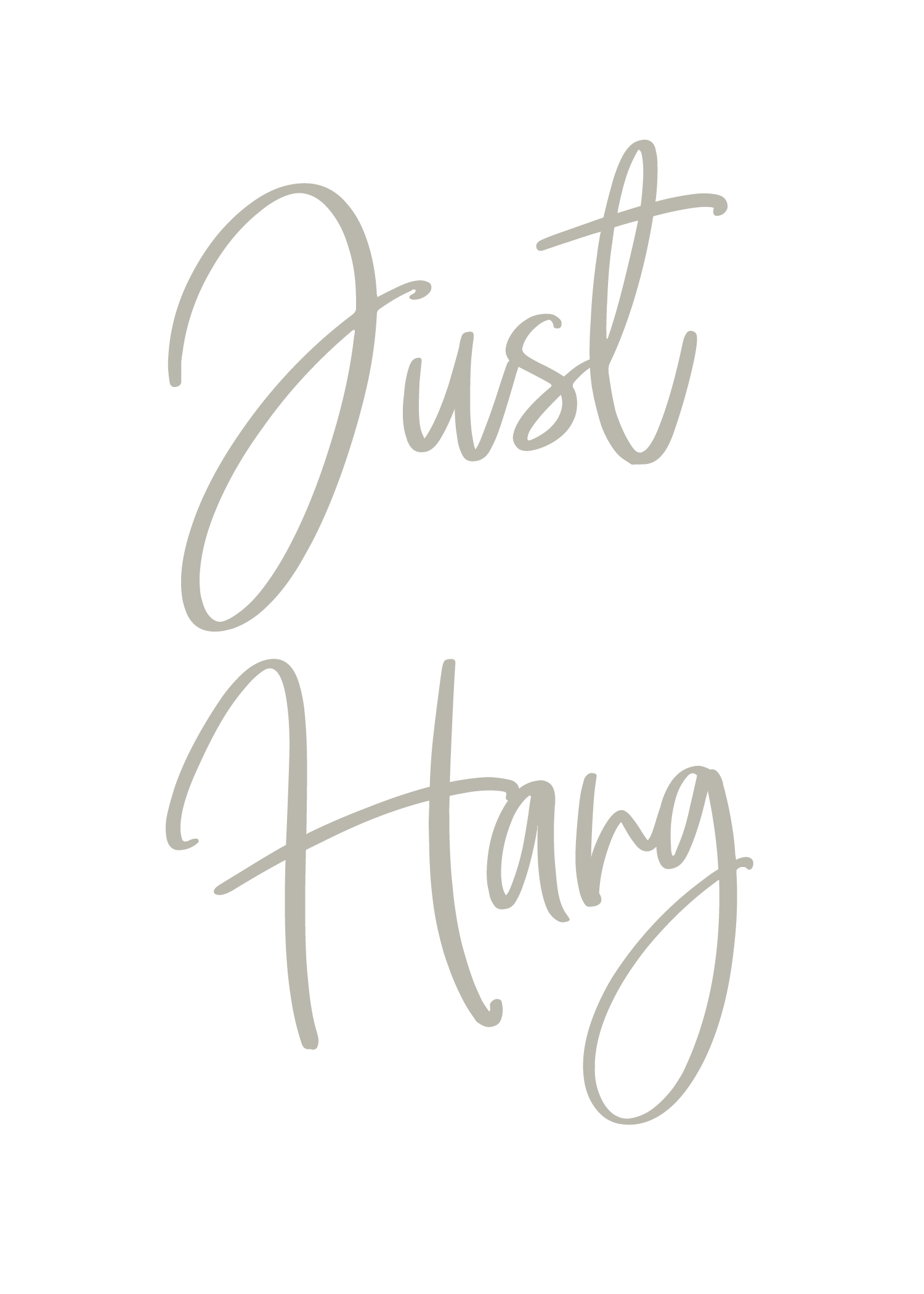 Just Hang_Font_'The Secret'.png