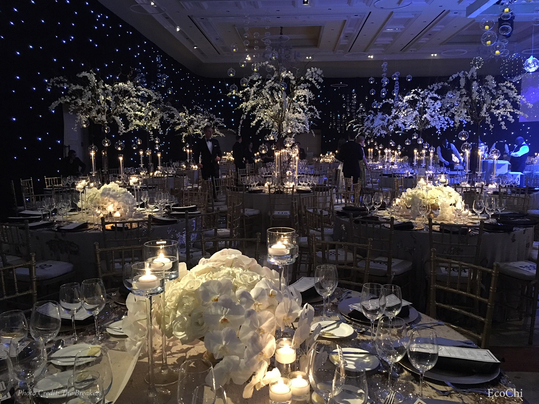 FIVE ELEMENTS, IMMERSIVE EVENT DESIGN
