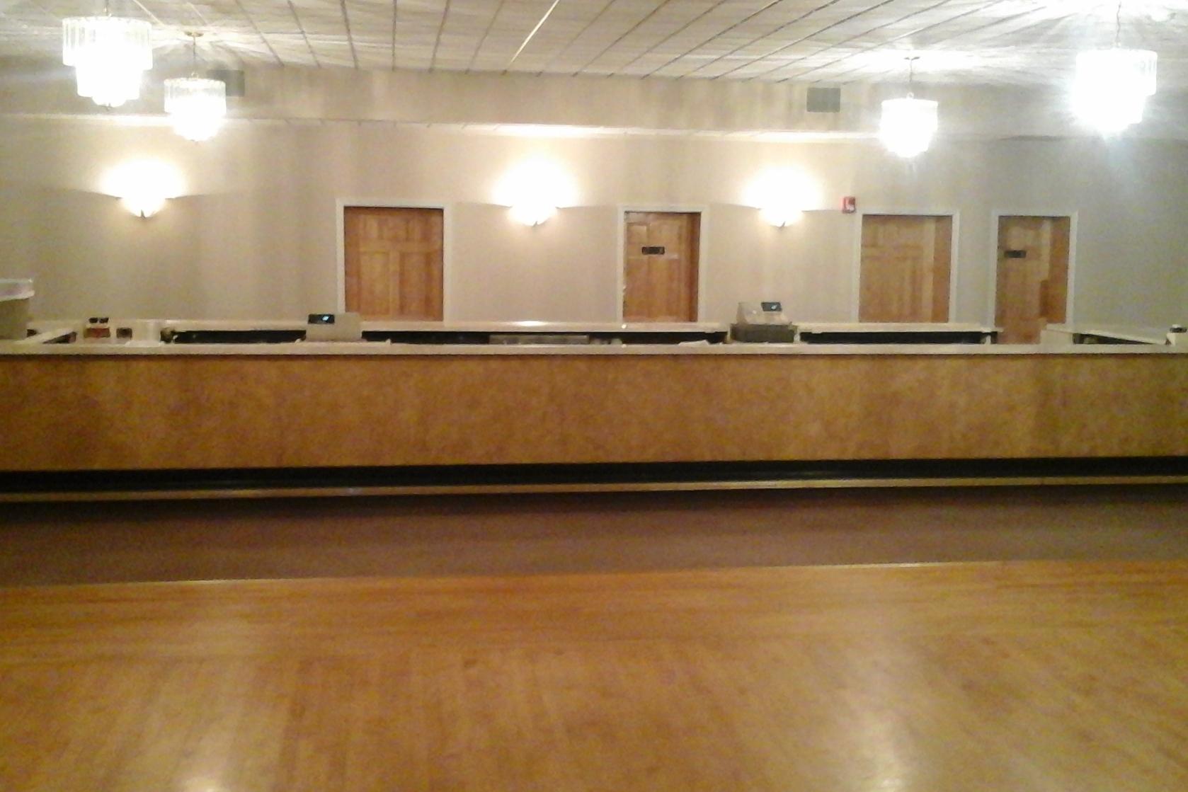 Event Venue Design - The Champagne Room -Marple Ave, PA