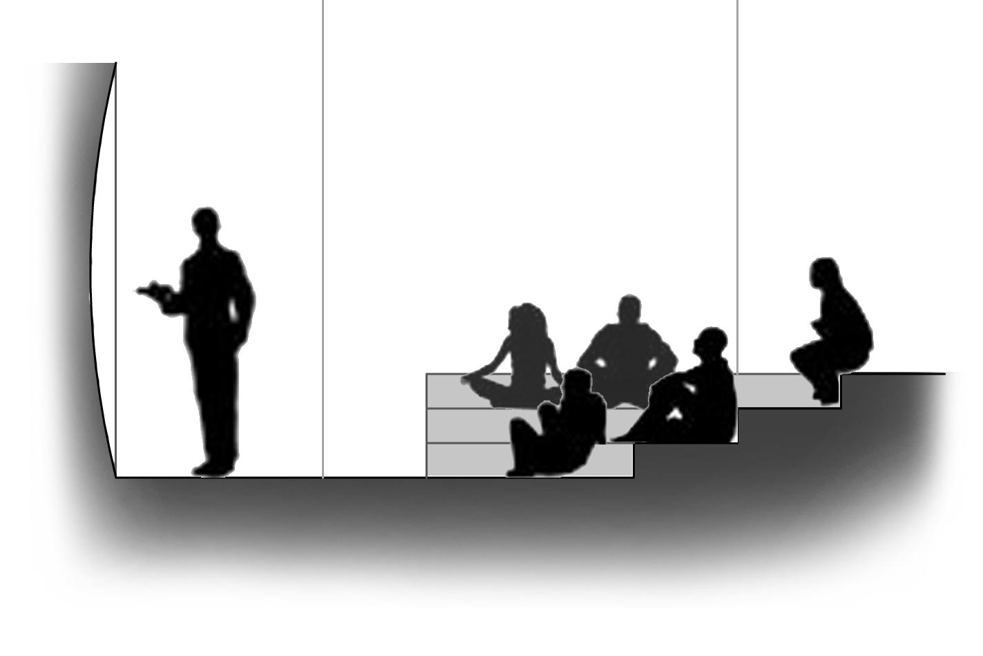 Student Center - Presentation & Study Areas -SUNY Purchase, NY