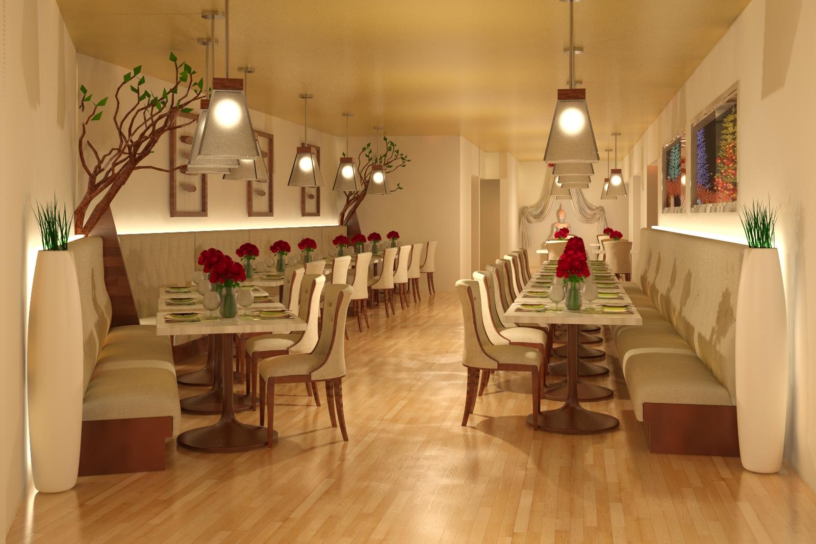 Dining Room - New York, NY