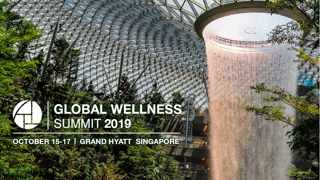 """Global Wellness Summit 2019 Singapore - Selected Expert on Sustainability, Table Topic Discussion: Debra Duneier, EcoChi President, & Dafne Berlanga, Oakworks, Inc. Wednesday, Oct 16th, 2019 at 12:30pm-2:00pm -At The Grand Hyatt Singapore, Table 48 in mezza9 on Mezzanine Level. Designated experts Debra & Dafne discuss """"The Intersection of Wellness & Sustainability"""" during GWS 2019."""