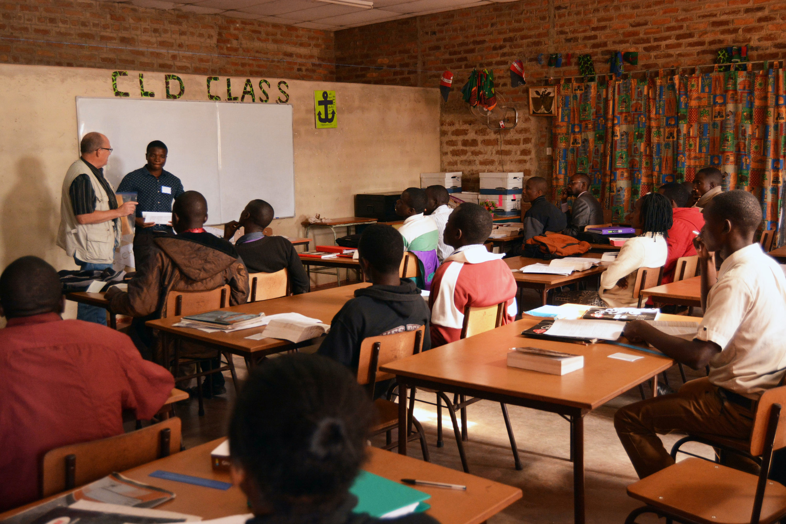 Christian Leadership Development