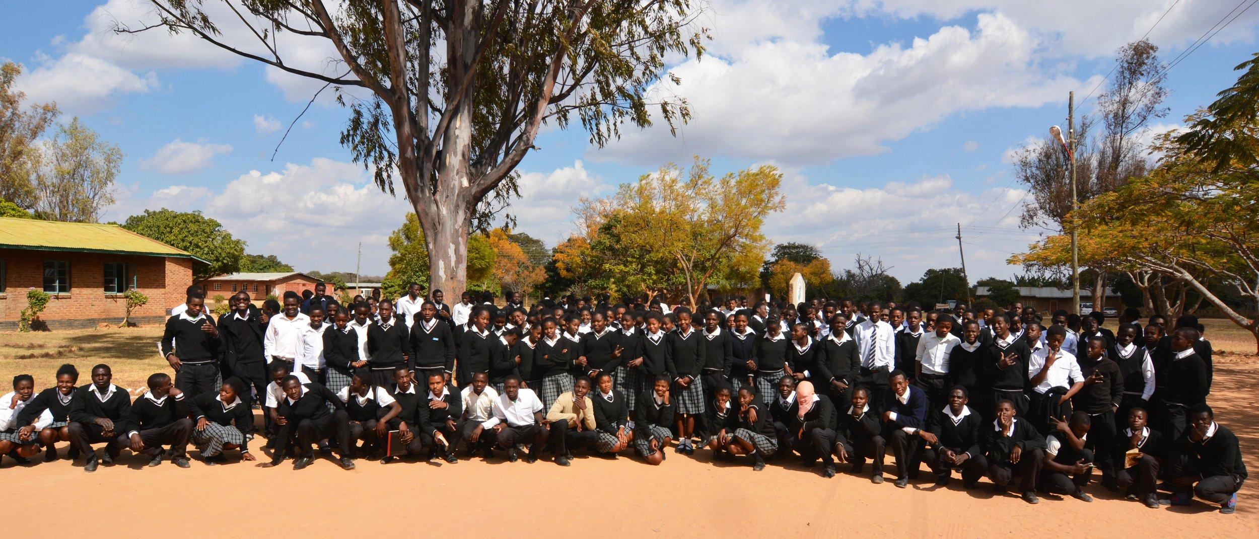 Namwianga Christian Secondary School