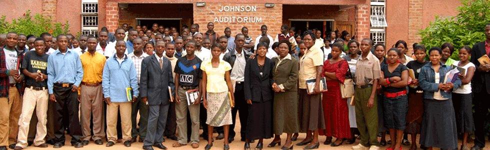 George Benson Christian College Students