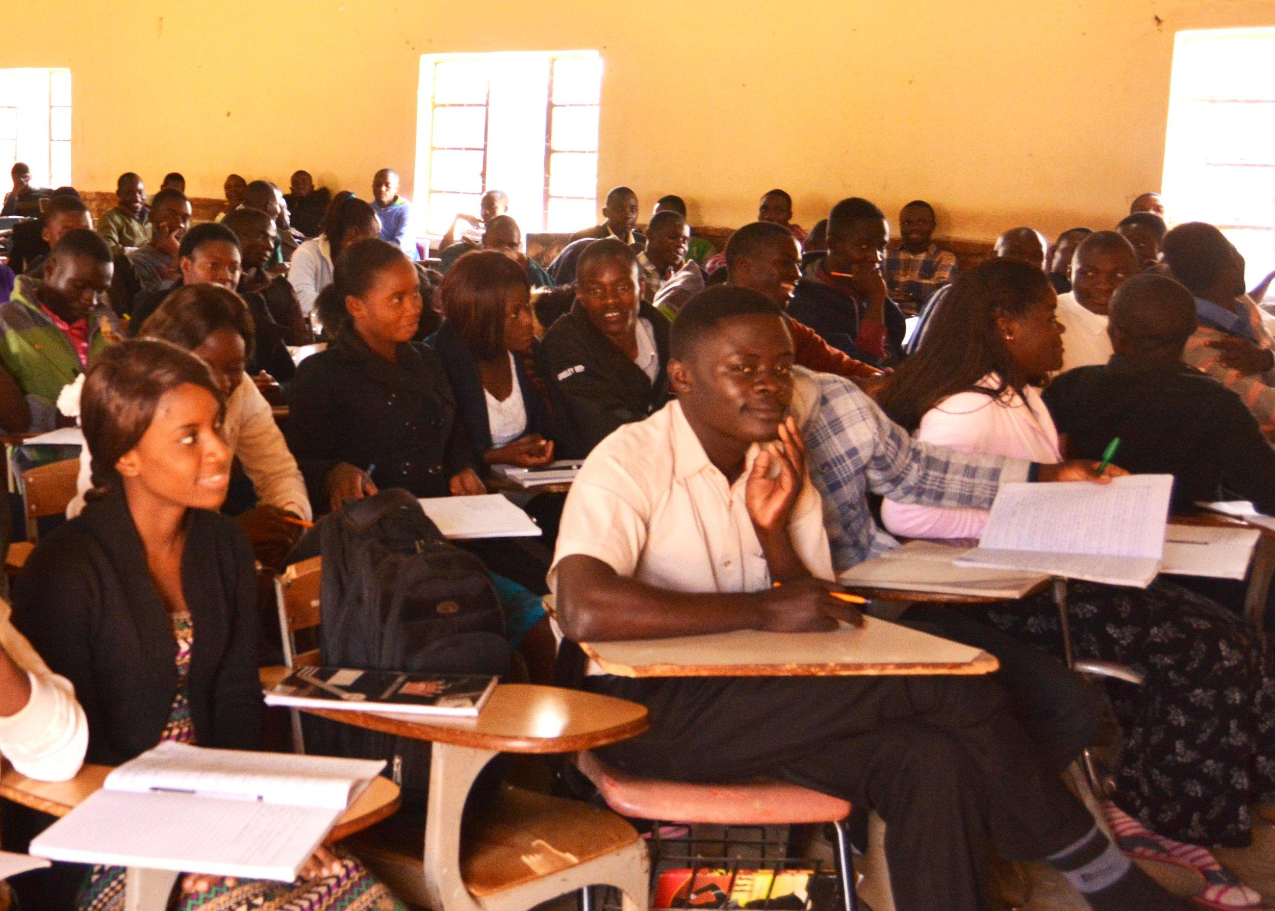 Zambia Education