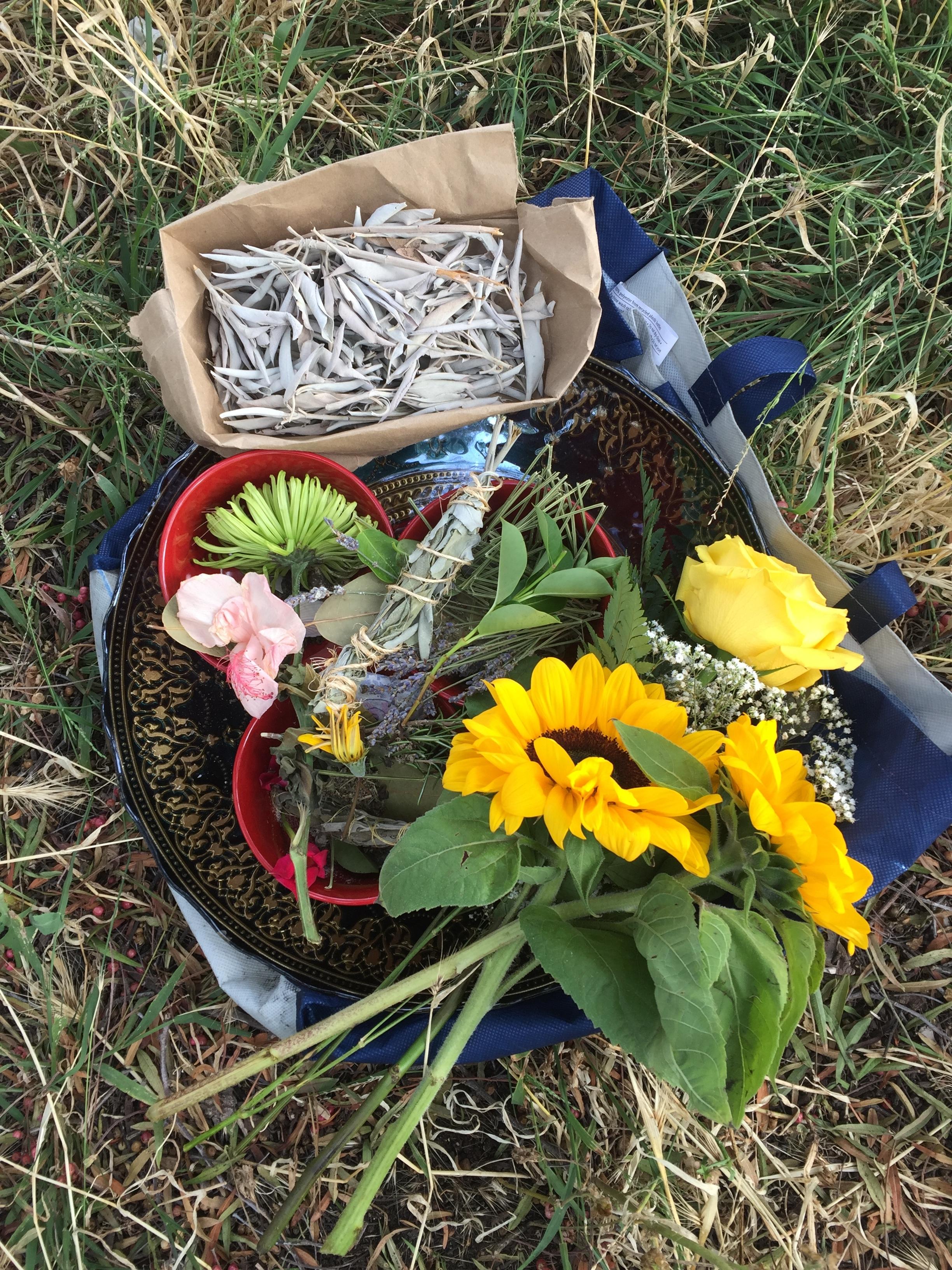 summer solstice offerings
