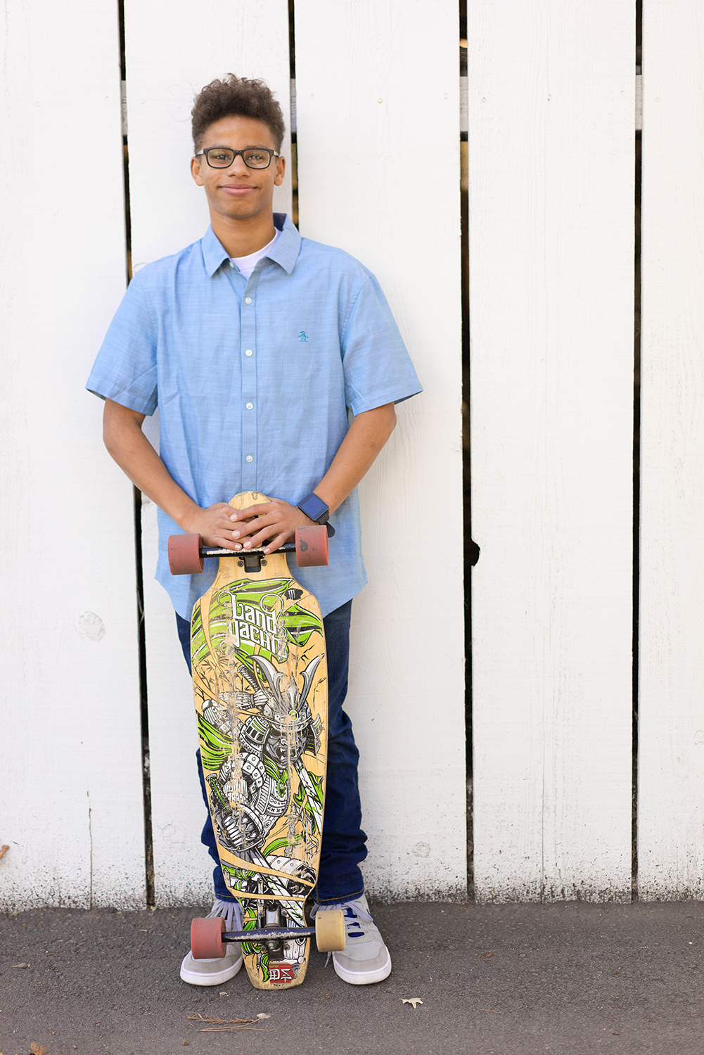 teen boy with skateboard-SRVHS photography