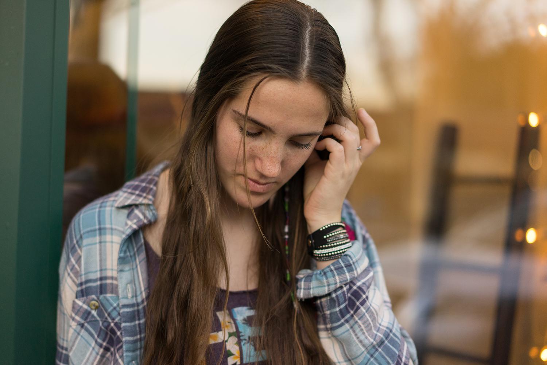 seventeen year old girl-Danville senior portrait photography