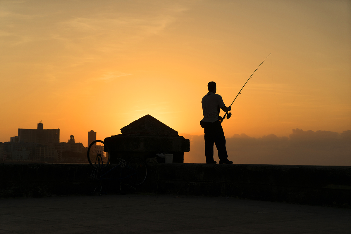 Havana, Cuba - senior photo destination