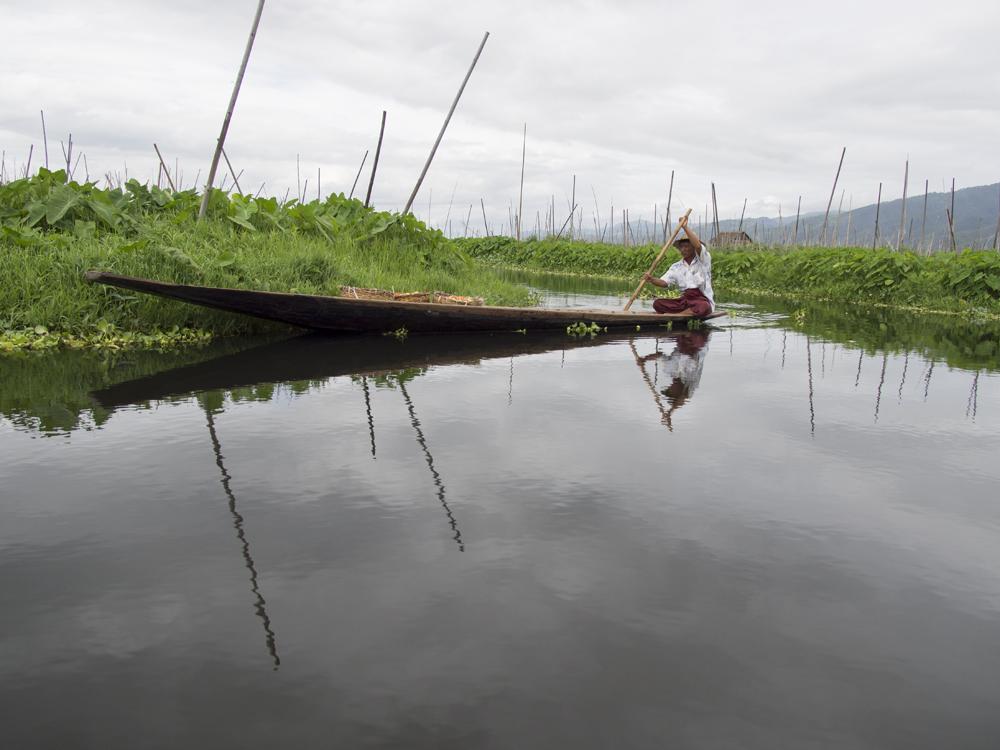 Inle Lake, Myanmar - international photo shoot destination