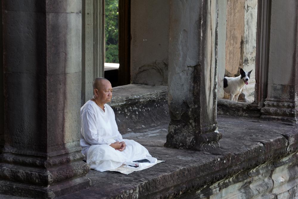 Angkor Wat, Cambodia - senior portrait destination location
