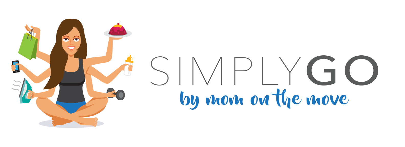 SIMPLYGO BY MOM ON THE MOVE