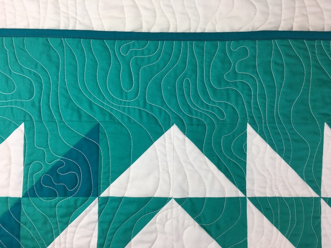 Organic Quilting Lines