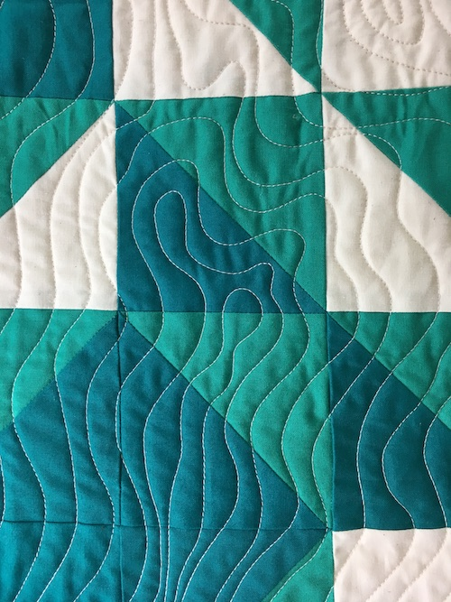 More Quilting Detail