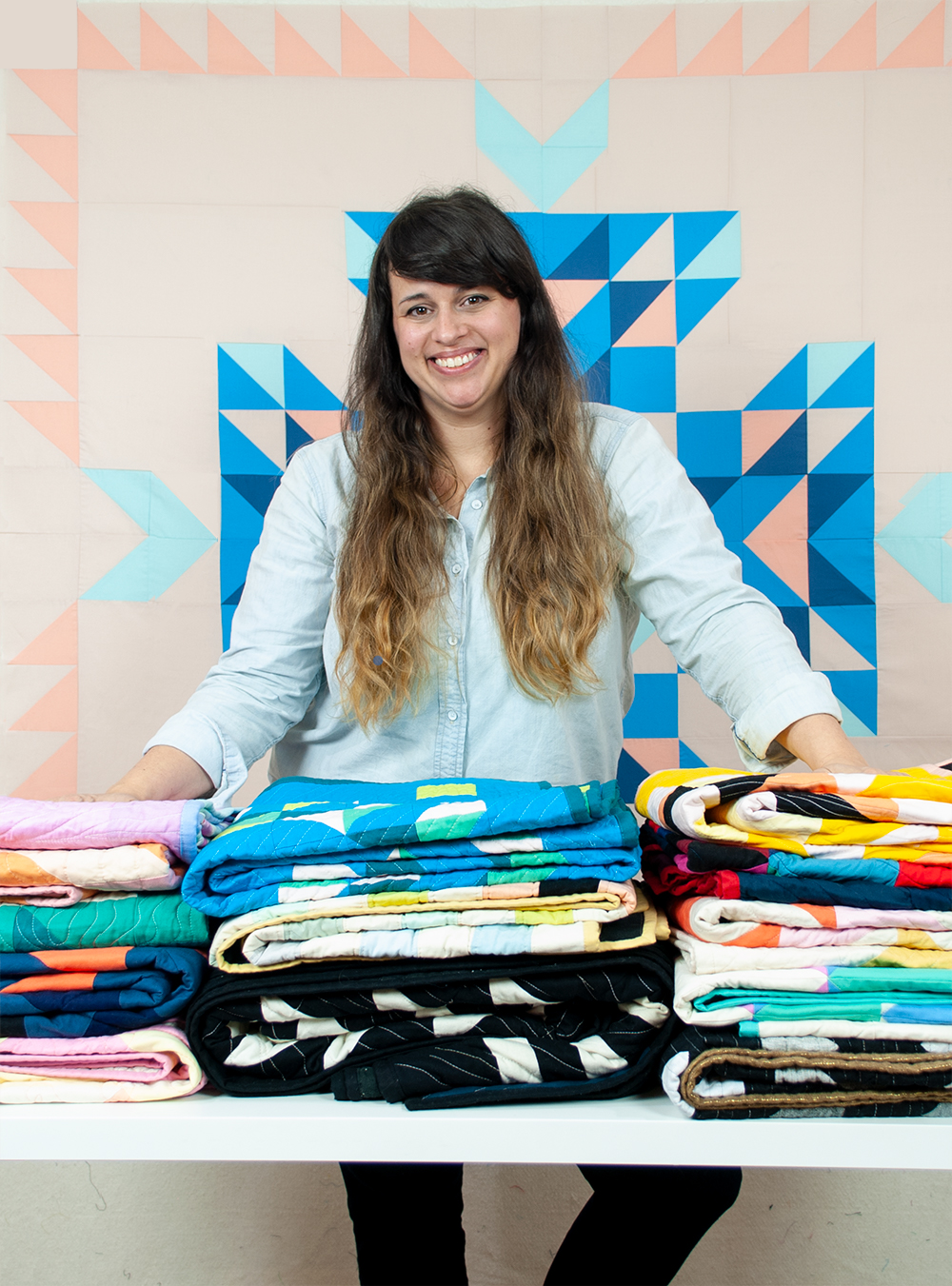 Stefanie of Quilts