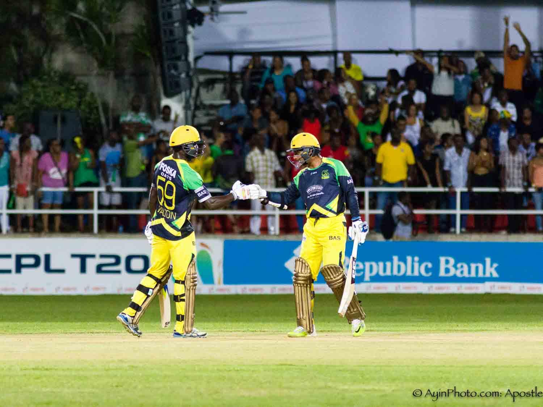 Sangakkara and Walton Jamaica Tallawahs-9656.jpg