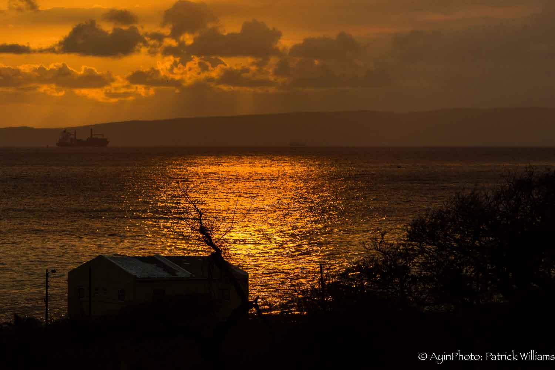 Kingston Harbour Sunset