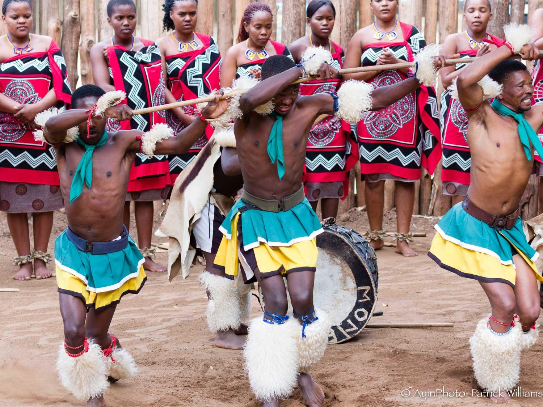 Zulu Native Dance