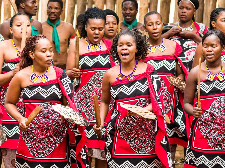 Zulu War Song