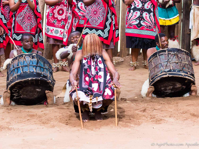 Zulu Hunt Dance