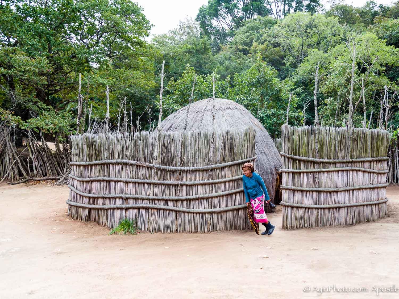 Zulu Girls House