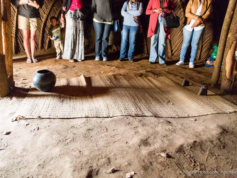 Zulu Grandmother House