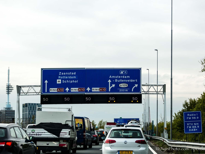 Amsterdam & Airport Highway Sign-2907.jpg
