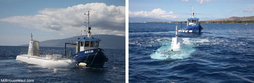 Submarine Maui