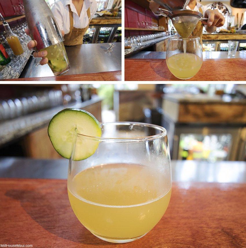shake strain cocktail
