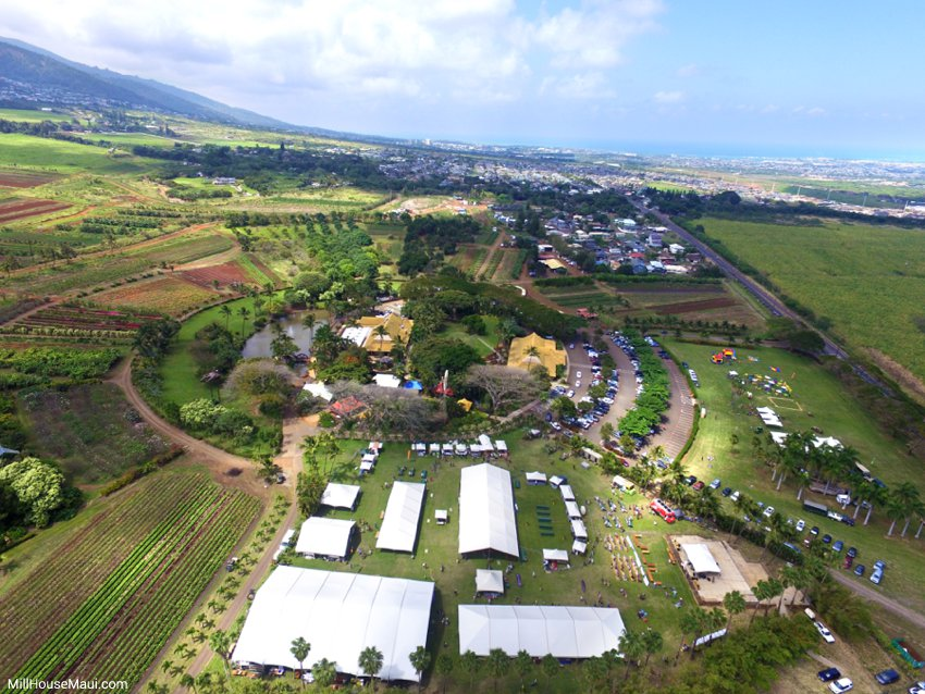 Maui Agricultural Festival 2016