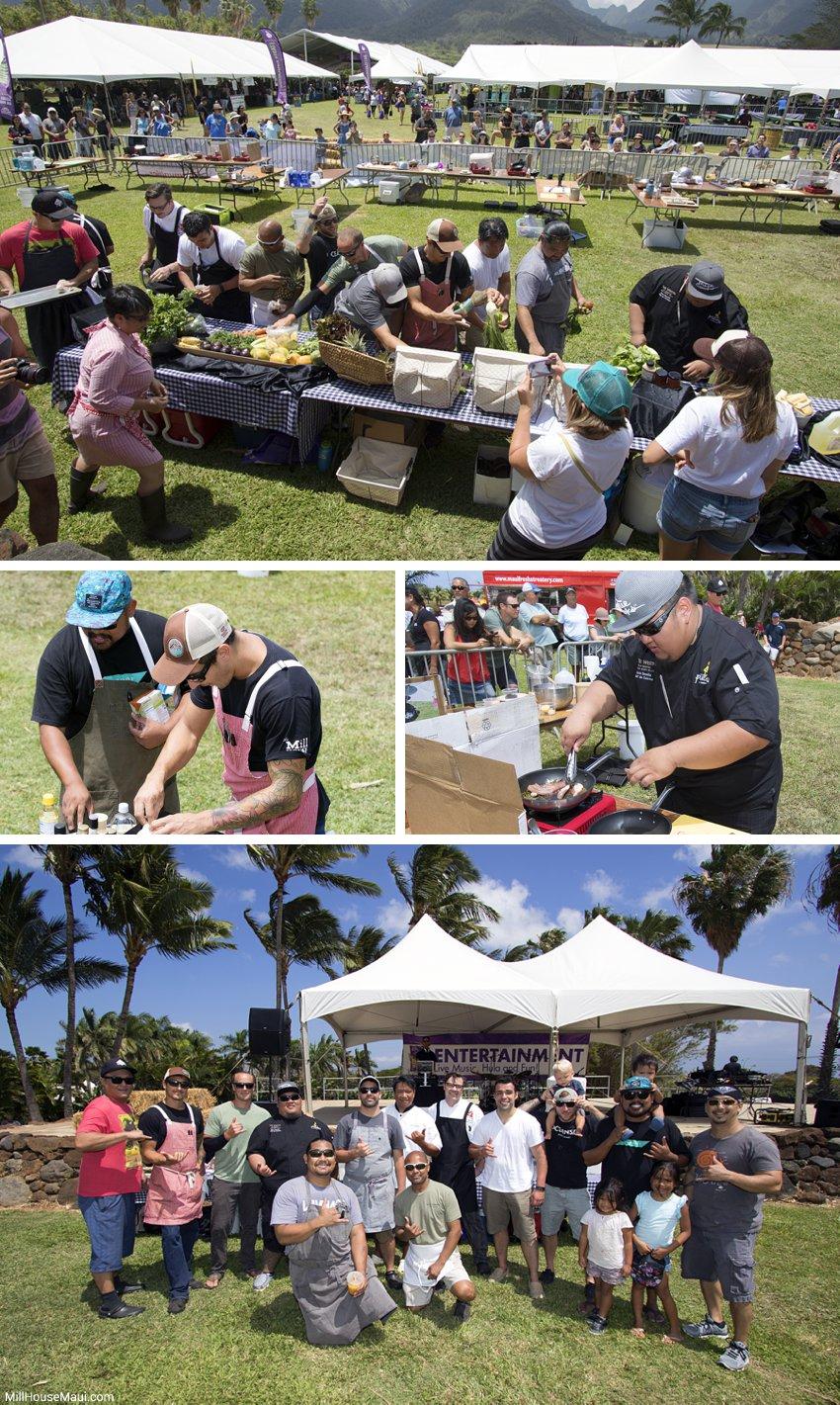 Maui Chefs challenge