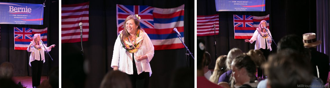 First Lady in Hawaii