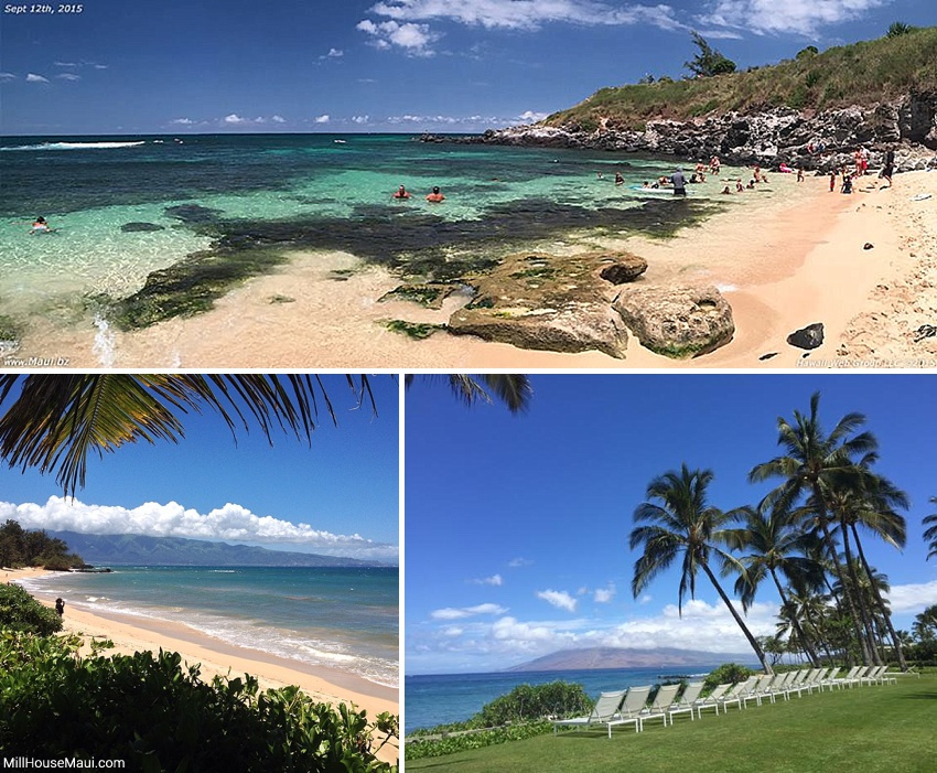 weather in maui