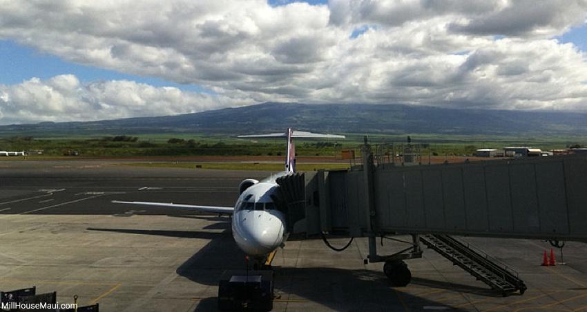airport in maui hawaii