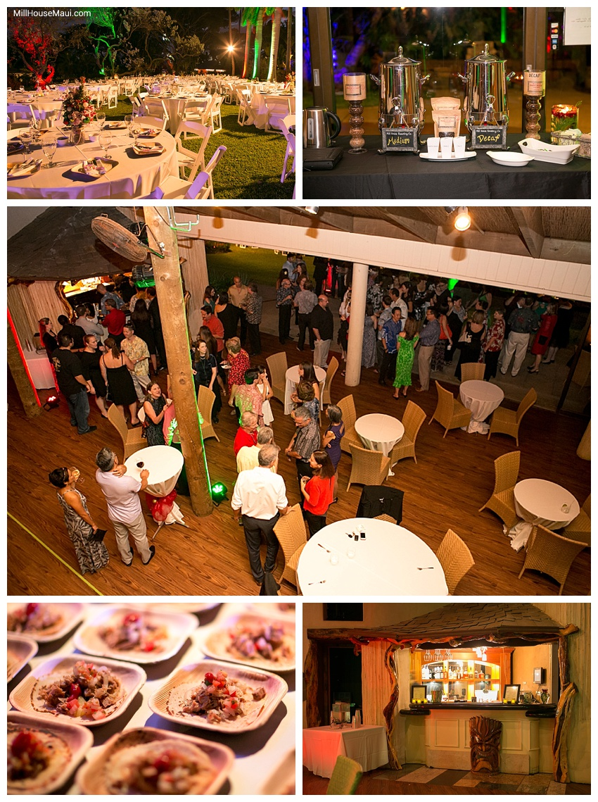 maui tropical plantation corporate event planning