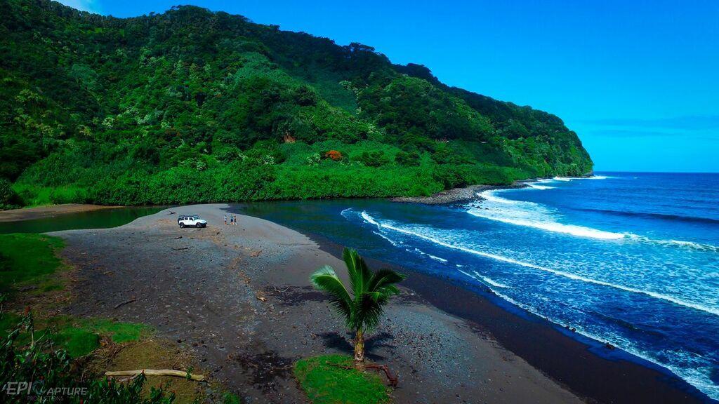 Honomanu Bay Maui Epicapture productions
